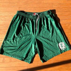 Vintage 90s Gray Tag Basketball Shorts