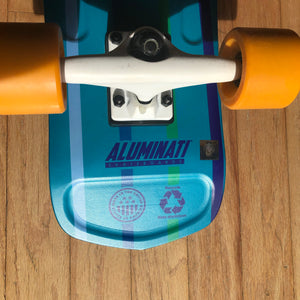 Aluminati Skateboards Cruiser Board