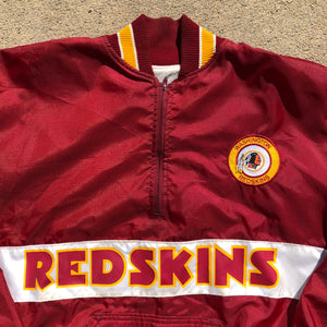 vtg washington redskins windbreaker