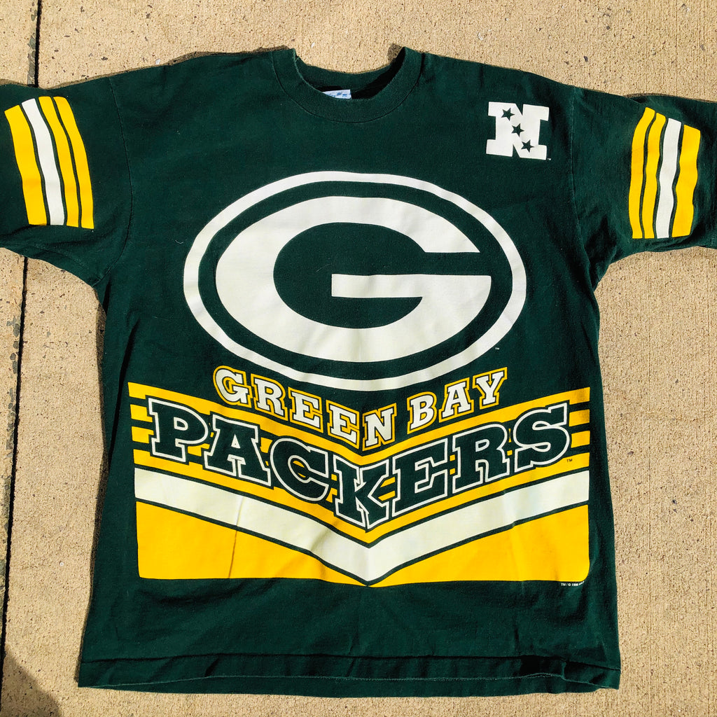 Green Bay Packers Vintage 1995 Salem Sportswear Shirt