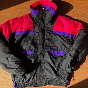 Edelweiss Skiwear Vintage 90s Two Piece Jacket
