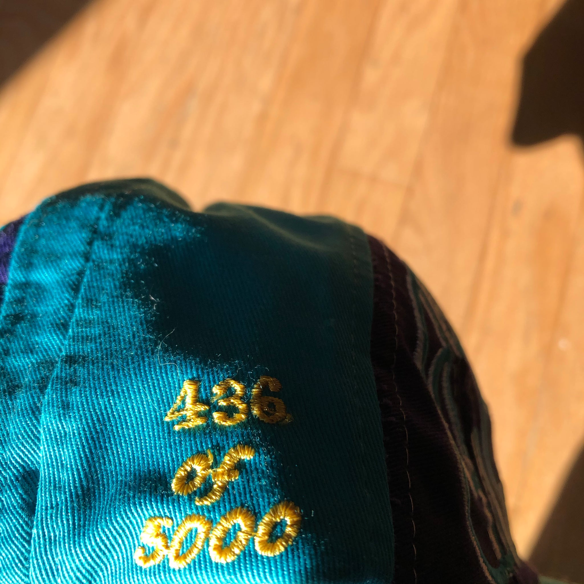 #436 of 5000 Rare Limited hat