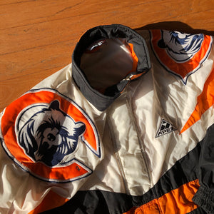 Rare Chicago Bears Vintage Apex One NFL Pro Line Jacket Men's XL