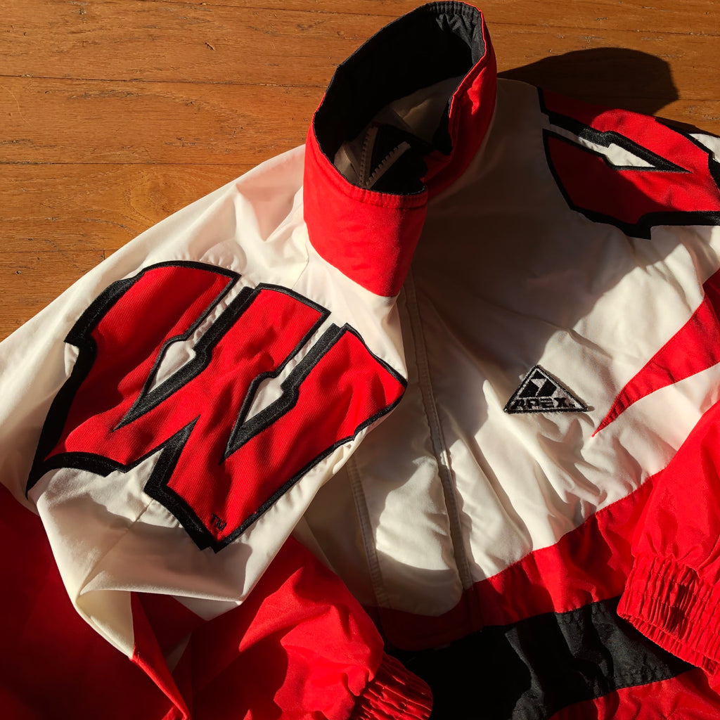 Vintage Wisconsin Badgers Jacket