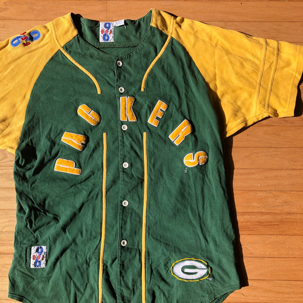 Vintage Green Bay Packers Jersey