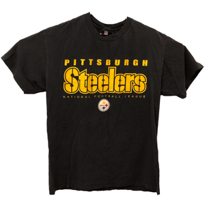 Black Pittsburgh Steelers Shirt