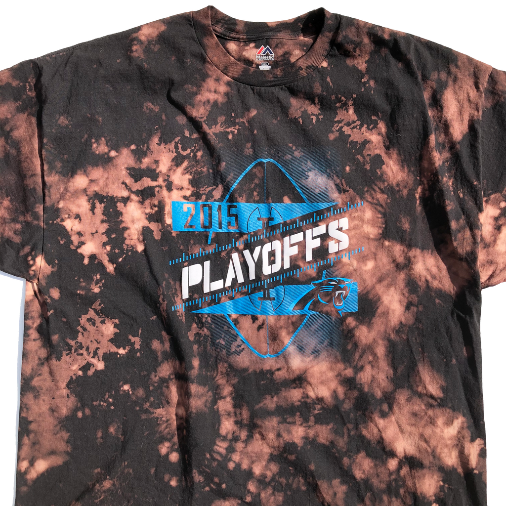 Carolina Panthers 2015 Acid Wash Shirt