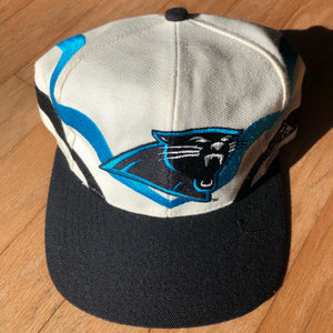 Carolina Panthers Rare Vintage Apex One Snapback