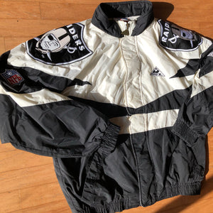 RARE Los Angeles Vintage Apex One NFL Authentic Pro Line Jacket Men's L