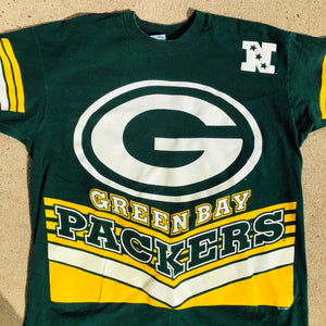Green Green Bay Packers Shirt