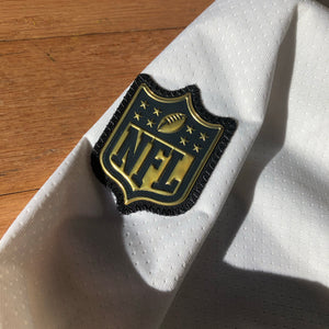 Black and gold NFL Logo Shield