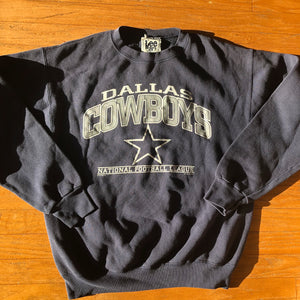 Dallas Cowboys Vintage 1996 Lee Sport NFL Crewneck Sweatshirt
