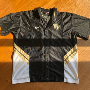 Vintage Nike Wake Forest Warm Up Shirt