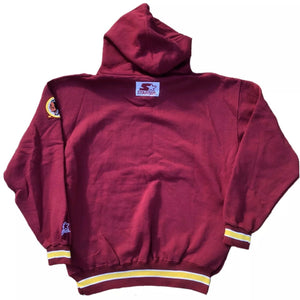 Washington Redskins Vintage Script Hoodie