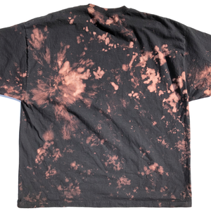Bleached carolina panthers shirt
