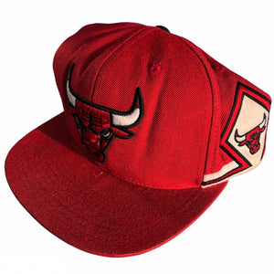 Vintage Chicago Bulls Snapback by Mitchell & Ness