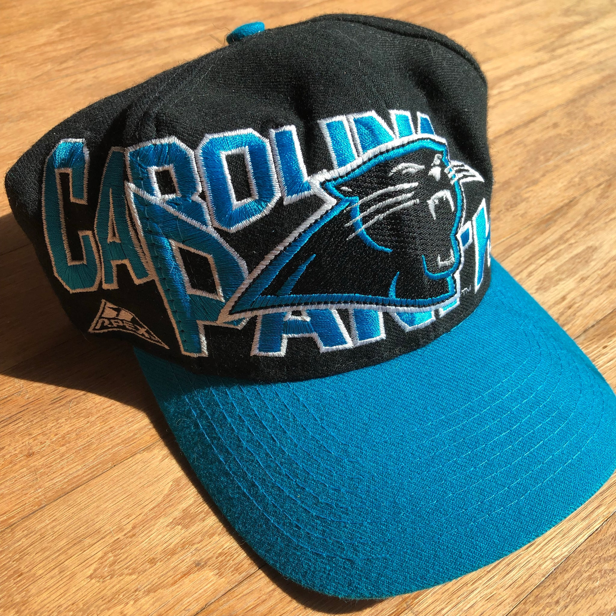 Carolina Panthers Vintage Apex One Snapback
