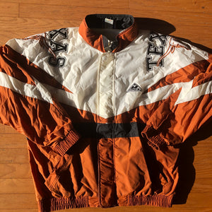 RARE University of Texas Longhorns Vintage Apex One Jacket Men's XL