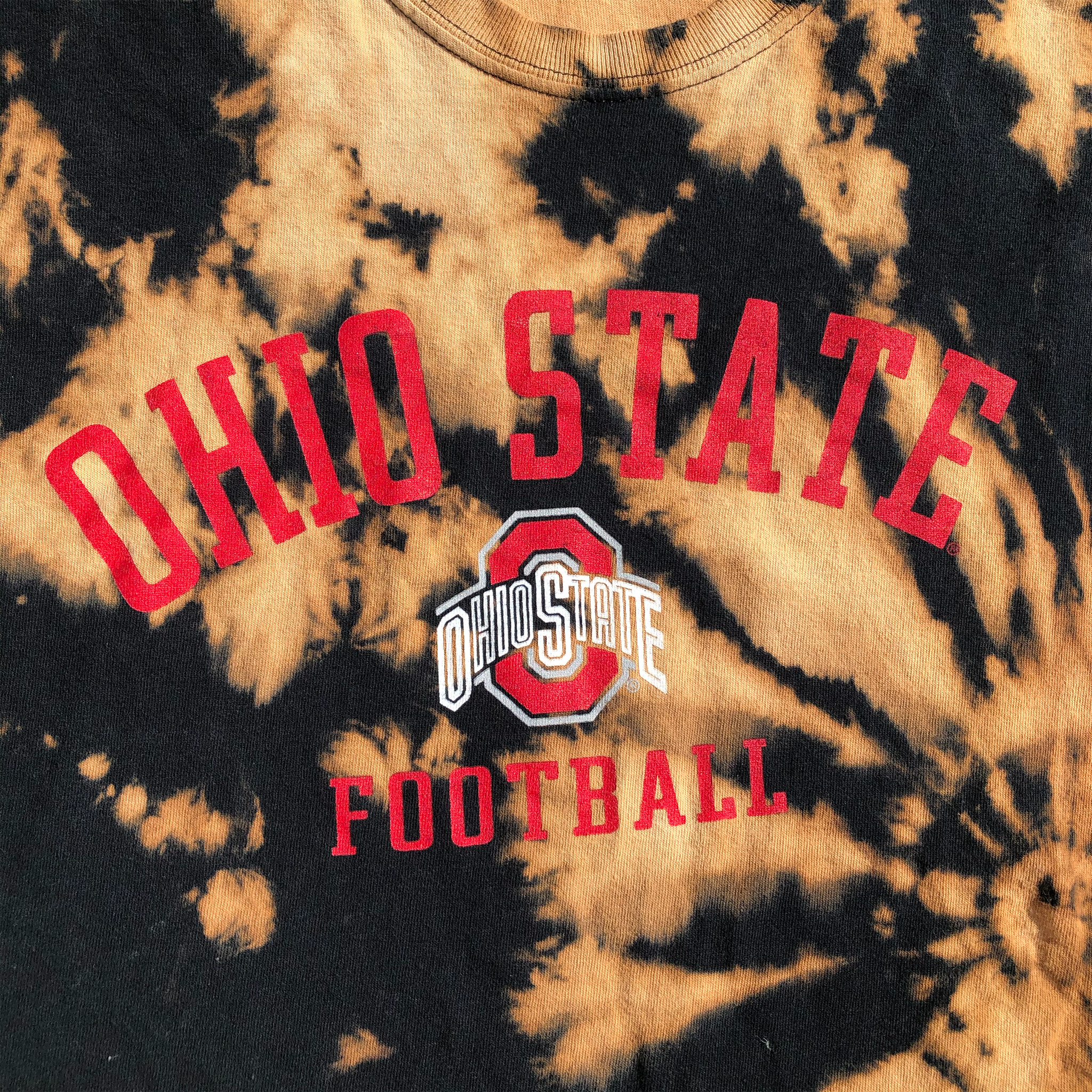 Ohio state buckeyes shirt