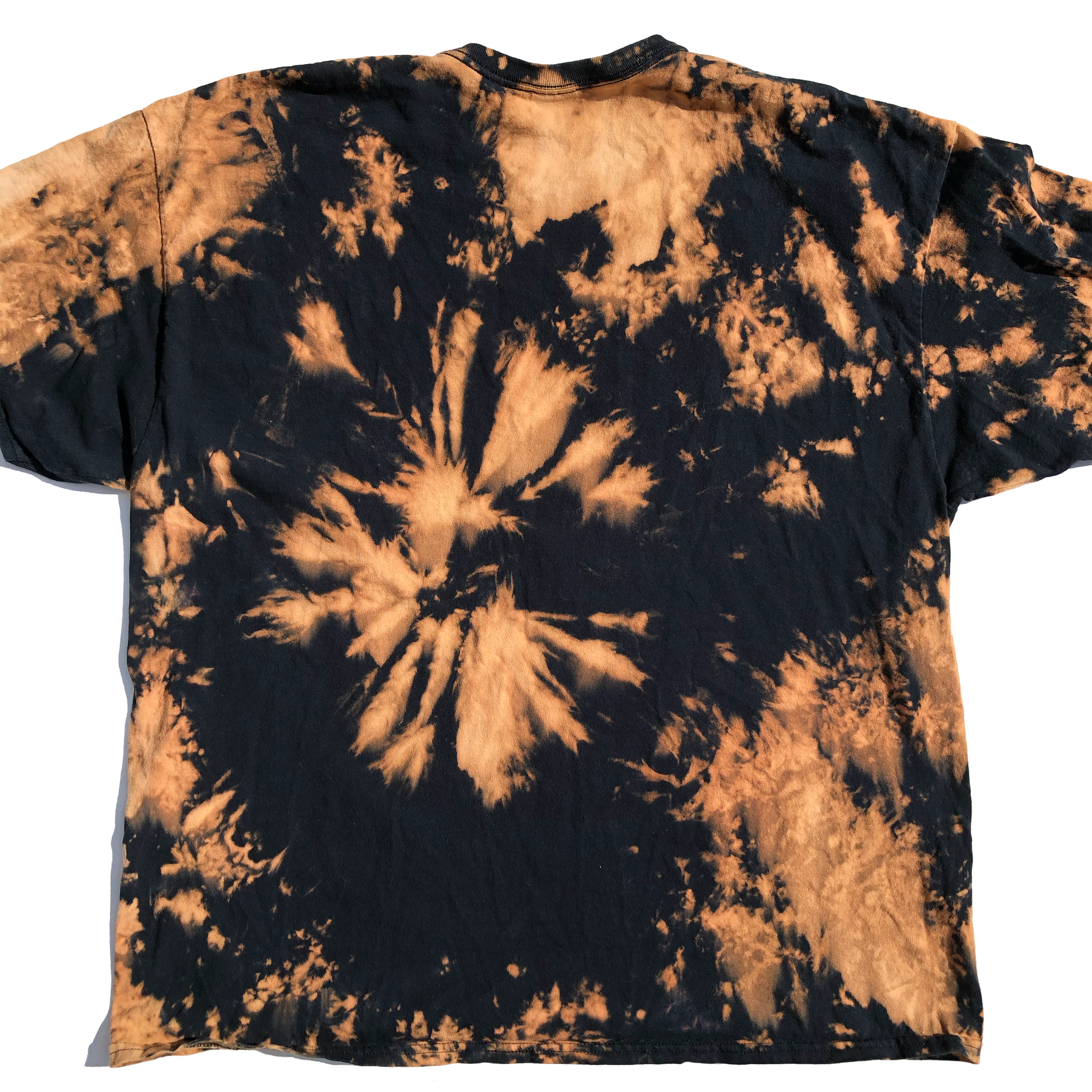 Acid wash ohio state shirt
