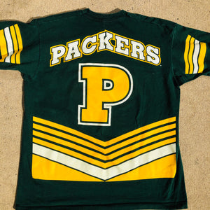 Vintage Green Bay Packers Shirt