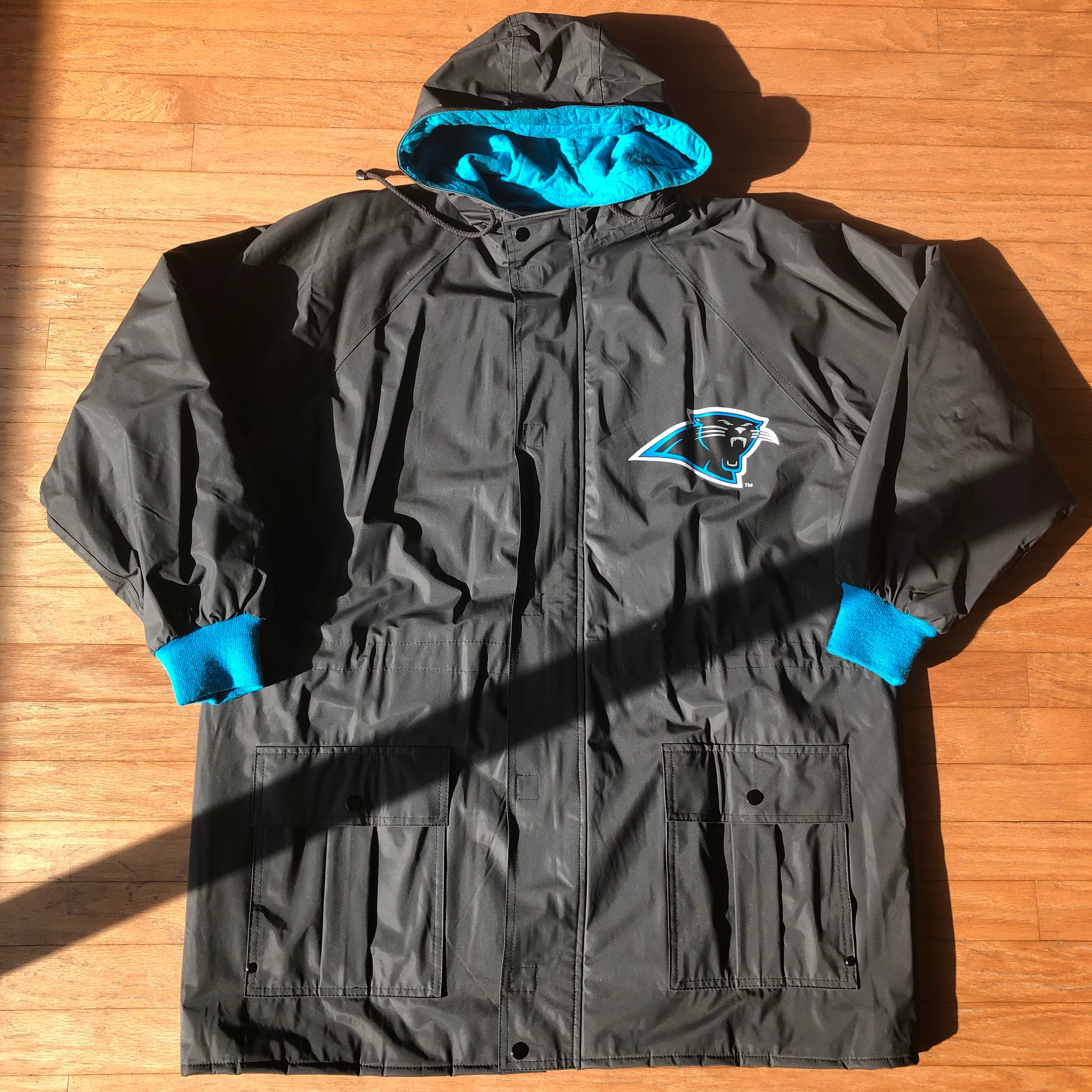 Vintage Carolina Panthers Coat