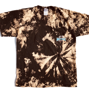 Acid wash myrtle beach shirt