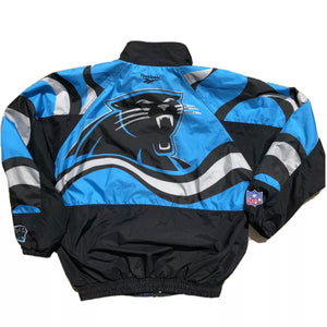 Rare Carolina Panthers Windbreaker