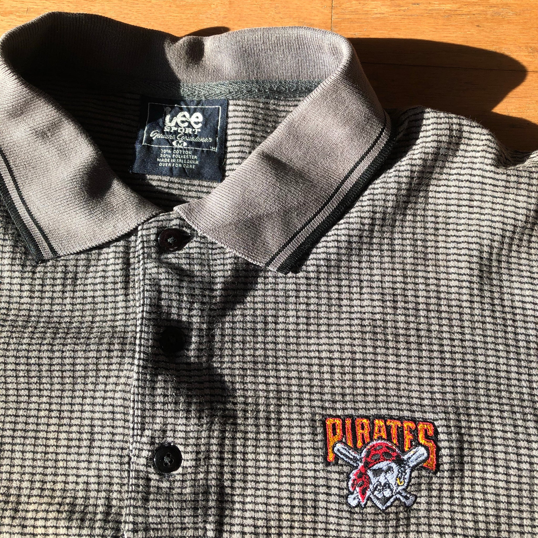 Vintage Lee Sport Pirates Shirt