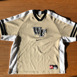 Vintage Wake Forest Nike Warm Up Shooting Shirt