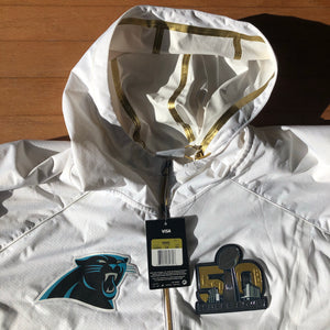 Carolina Panthers SB 50 Jacket
