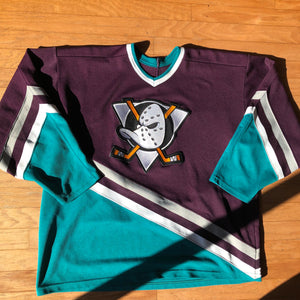 Anaheim Mighty Ducks Vintage CCM Hockey Jersey