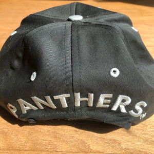 Vintage Carolina Panthers Hat