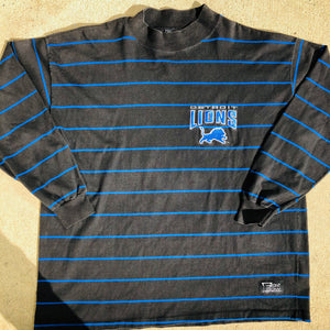 Detroit Lions Vintage Front Row Sports long sleeve shirt