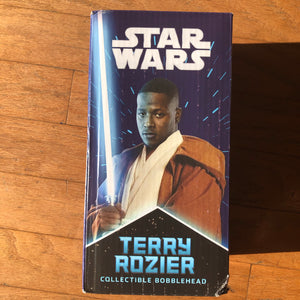 Charlotte Hornets Star Wars SGA Terry Rozier Collectible Bobble Head