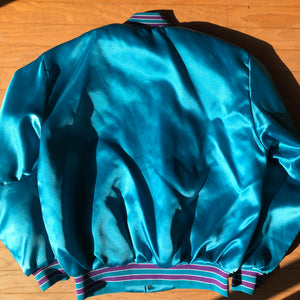 Charlotte Hornets Vintage Swingster Satin Jacket