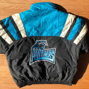 Rare 1995 Carolina Panthers Jacket