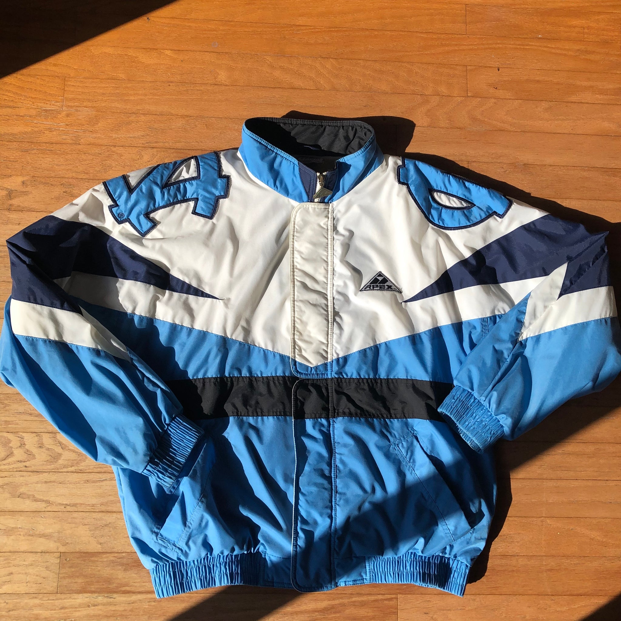 Vintage North Carolina Tar Heels Jacket