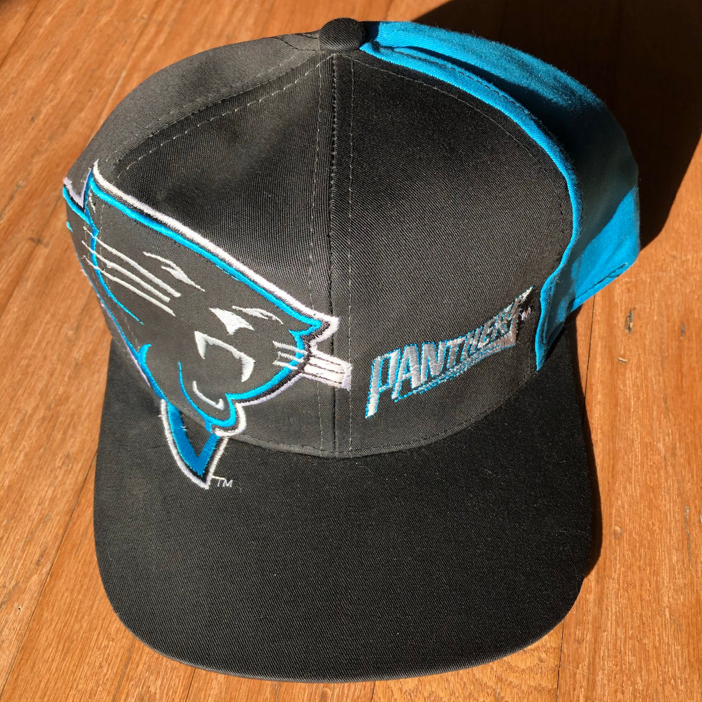 Rare Vintage Carolina Panthers Snapback