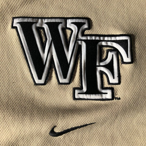 Wake Forest Demon Deacons Vintage Nike Shooting Shirt