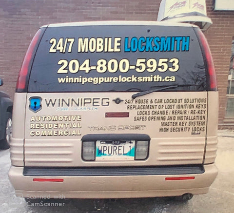 Locksmith Mobile Service