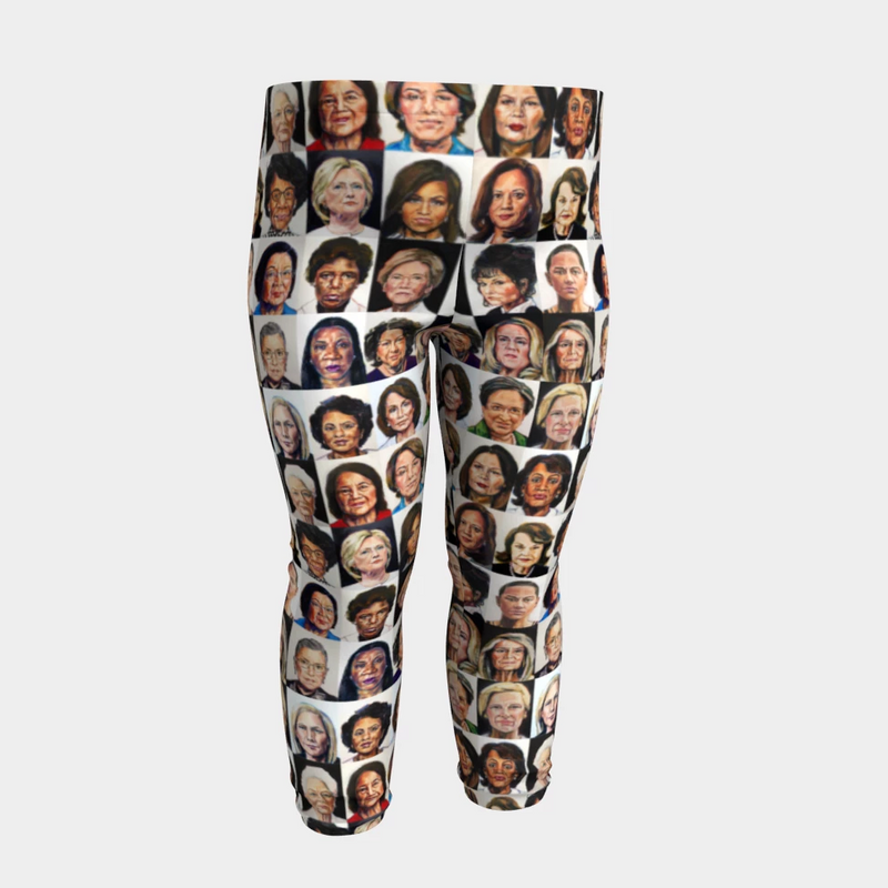 Sheroes Baby Leggings