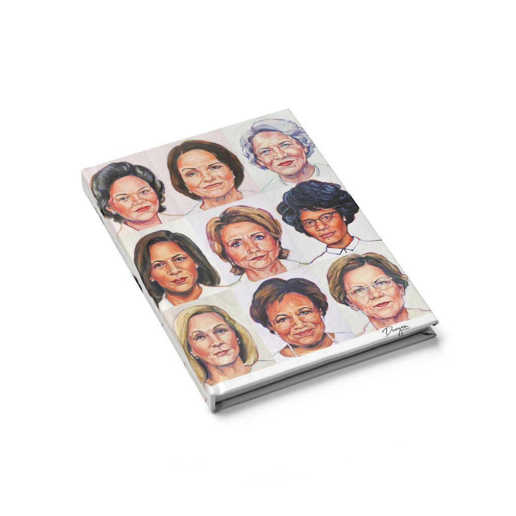 Sheroes Presidential Journal