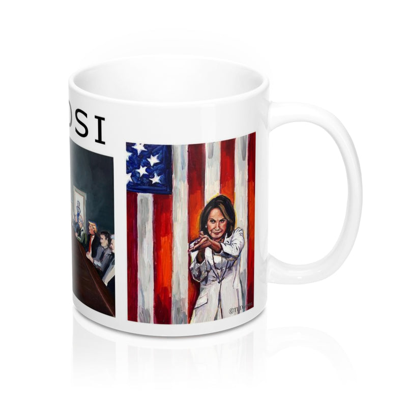 Nancy Pelosi Coffee Mug