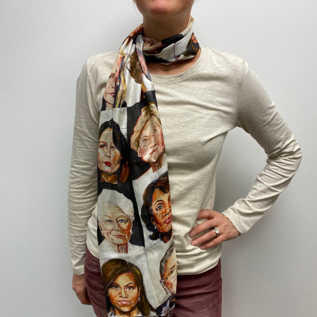 Lightweight Sheroes Classic Scarf