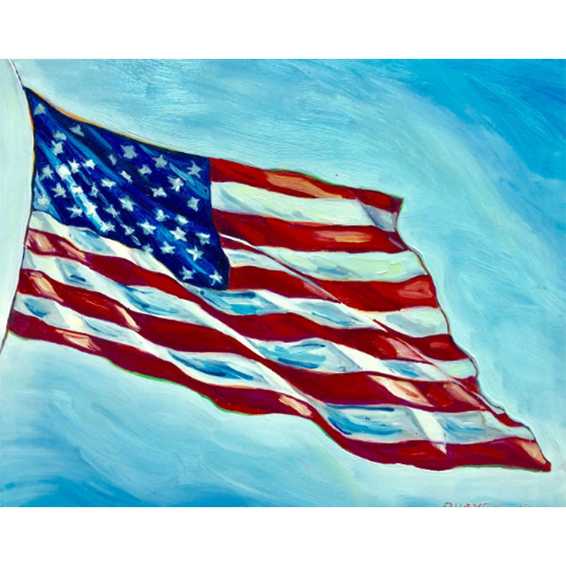 July 4th 2019 Original Painting