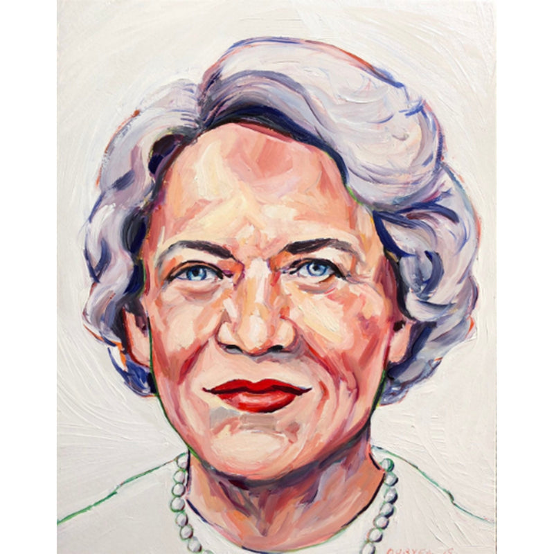 Margaret Chase Smith Original Portrait