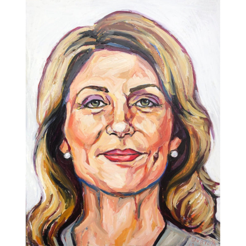 Wendy Davis Original Portrait