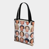 Sheroes Presidential All Over Tote Bag