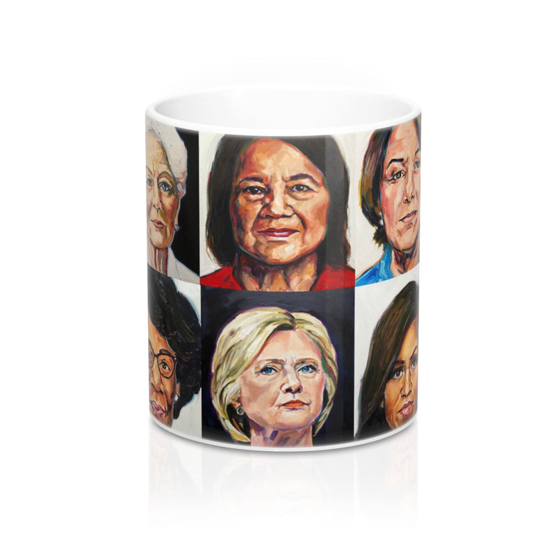 Large Print Sheroes Coffee Mug
